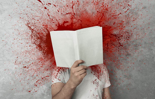 You can tell someone that a book blew your mind, or you can show them. Which is more powerful? Courtesy of mladenpenev.net.